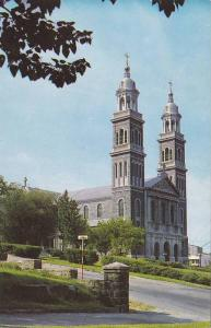 La Cathedrale, Chicoutimi, Quebec,  Canada,  PU_40-60s
