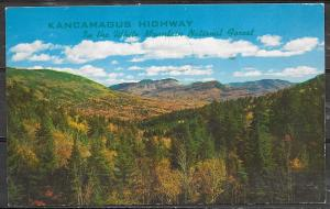 New Hampshire, White Mountains, mailed in 1967