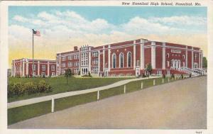 New Hannibal High School, Hannibal, Missouri, 1930-1940s