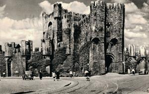 Belgium Gand Chateau des Comtes 01.97