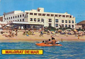 Hotel Guillem Malgrat de Mar Barcelona Spain