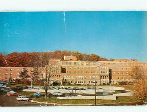 Bristol Hospital Bristol Connecticut 1981 Non Profit Community H Postcard # 8905