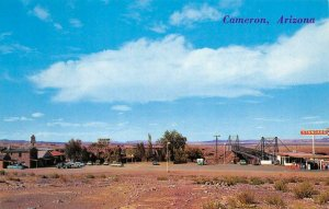CAMERON, AZ Grand Canyon Hiway Gas Station Roadside c1960s Vintage Postcard