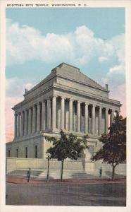 Scottish Rite Temple Washington D C