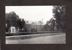 MA Atlantic Union College Rachel Preston Hall Lancaster Massachusetts Postcard