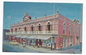 Barbados Da Costa Musson Ltd Broad Street Duty Free Shop Vtg Postcard