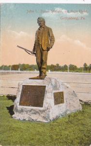 Pennsylvania Gettysburg John L Boyas 1st Days Field