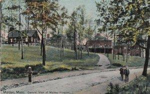MALDEN , Mass. , 1915 ; Hospital