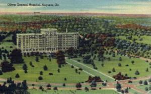 Oliver General Hospital Augusta GA 1951