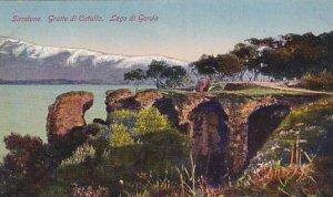 Italy Brescia Sirmione Grotte di Catullo
