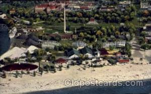 Silver Beach, Benton Harbor, Mich. USA St. Joseph-Benton Harbor, Michigan Amu...