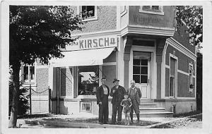 Wiener Werkstätte Hugo Franz Kirsch Store Austria RPPC Postcard