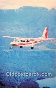Pacific Missionary Aviation Britain Normon Islander Unused