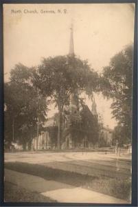North Church, Geneva, N.D. 1910 The Rotograph Co. 60265