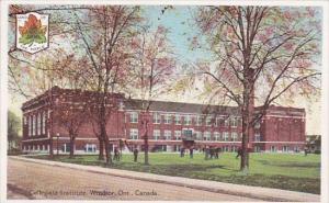 Canada Windsor Collegiate Institute