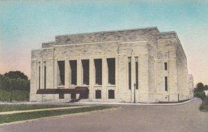 BLOOMINGTON , Indiana University , 00-10s ; Auditorium , exterior