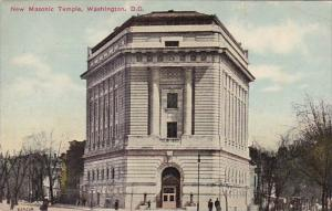 New Masonic Temple Washington DC