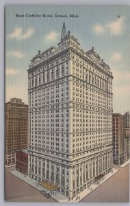Detroit, Mich., Book-Cadillac Hotel -