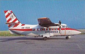 AIR VITKOVICE LET 410-A OK-DDX