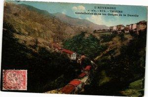 CPA L'Auvergne G.-D'O. - THIERS - Coutelleries dans les Gorges de (244908)
