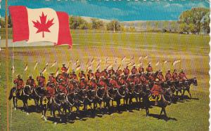 Canada Royal Canadian Mounted Police Musical Parade