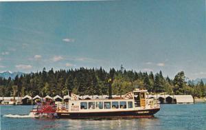 Sternwheeler,  Yukon Belle,  Yukon Queen,  Yukon,  Canada,  40-60s