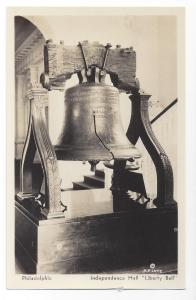 RP Philadelphia PA Liberty Bell Independence Hall K.F. Lutz