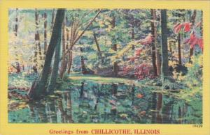 Illinois Greetings From Chillicothe