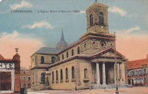 CHERBOURG, L'Eglise Saint-Clement, Manche, France, 00-10s