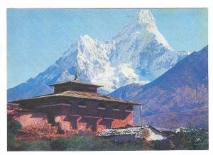 Mt Ama Dablam , NEPAL , 70-80s