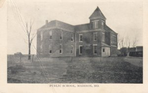 MADISON , Missouri , 00-10s ; Public School