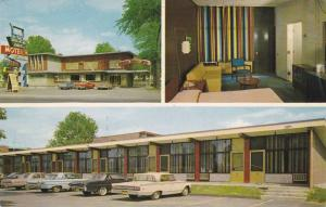 Montreal Tourist Motel , MONTREAL , Quebec , Canada , 50-60s