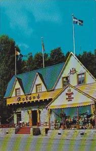 Canada Quebec Pointe Au Pic Murray Bay Roland's