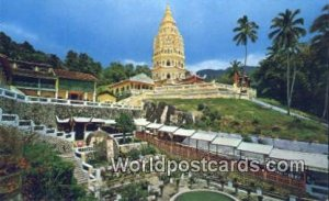 Pagoda Kek Lok See Temple Ayer Itam Penang Malaysia Unused