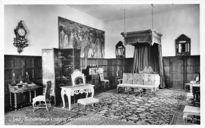 Penshurst Place, Lady Sunderland's Lodging, Interior, Real Photograph