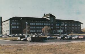 BAIE-COMEAU, Quebec, Canada, PU-1985; Le Cegep (College)