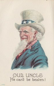 Our Uncle , He Can't be Beaten! , 00-10s ; Uncle Sam