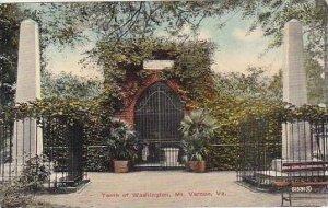 Virginia Mount Vernon Tomb Of Washington
