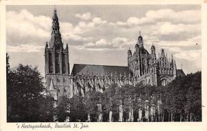 Hertogenbasch Holland Basiliek St Jan Hertogenbasch Basiliek St Jan