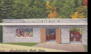 North Carolina Montreat Presbyterian Book Store