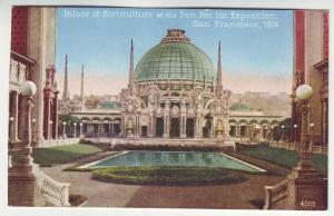 P358 JL, 1915 postcard panama-pacific expo palace horticulture san fran calif