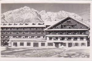 RP, Hotel Riessersee Mit Kramer, Germany, 1920-1940s