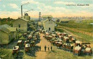 OK, Muskogee, Oklahoma, Cotton Gin, S.H. Kress No. 11404