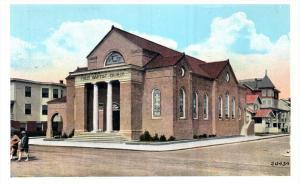 New Jersey Wildwood ,  First Baptist Church