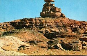 Utah Mexican Hat Rock