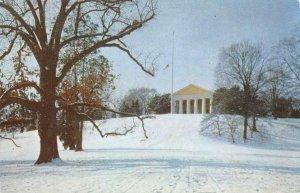 Lee Mansion ARLINGTON NATIONAL CEMETERY Virginia c1950s Vintage Postcard