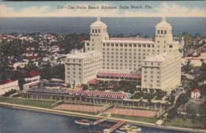Florida Palm Beach The Palm Beach Biltmore Curteich