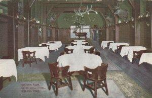 SPOKANE , Washington , 1900-10s ; Hunter's Room, Silver Grill Hotel