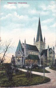 TRONDHJEM, Norway, 1900-1910s; Domkirken