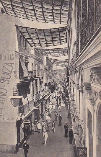 Spain Sevilla Calle Sierpes